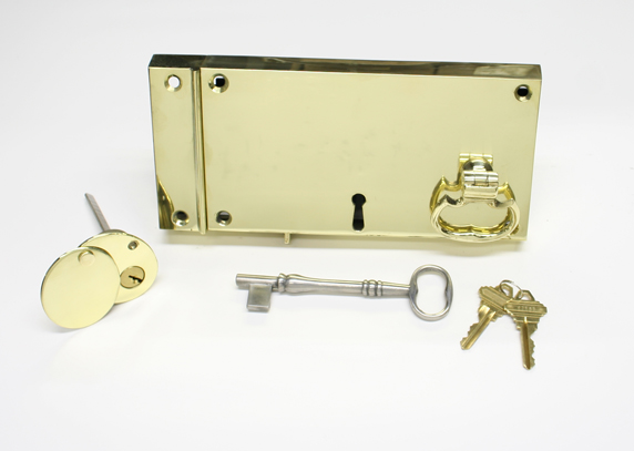Brass Locks Hand Made